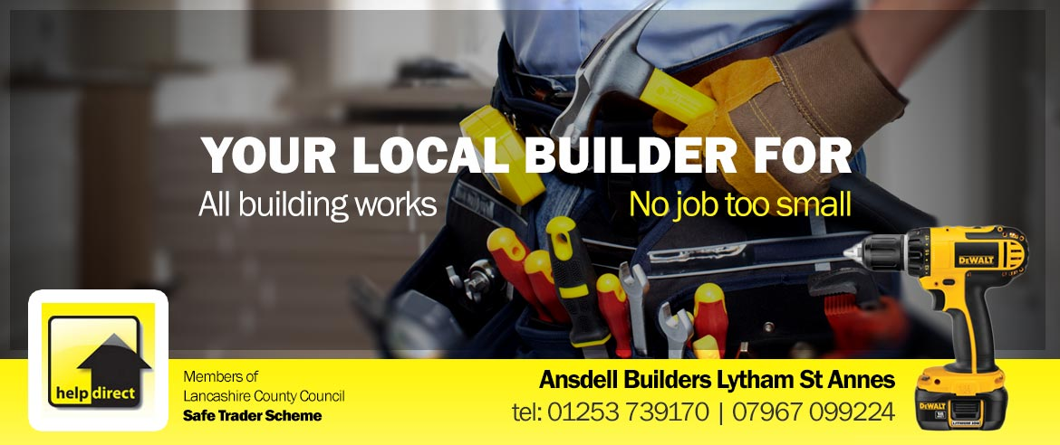 Ansdell Builders Lytham St Annes